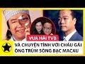 Âu Dương Chấn Hoa – 'Vua Hài TVB' Và Chuyện Tình Với Cháu Gái Ông Chủ Sòng Bạc Lớn Nhất Macau thumbnail