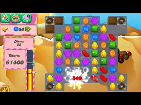 Candy Crush Saga Nivel 165