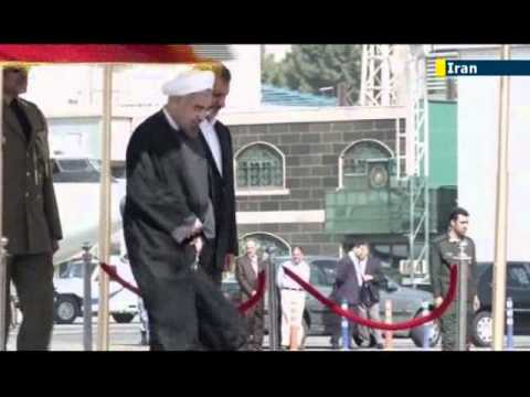 Iranian President Hassan Rouhani: 'Resolution on Iran nuclear programme possible within six months'