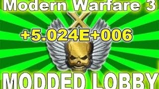 [MW3/1.24] Free XP Lobbies!
