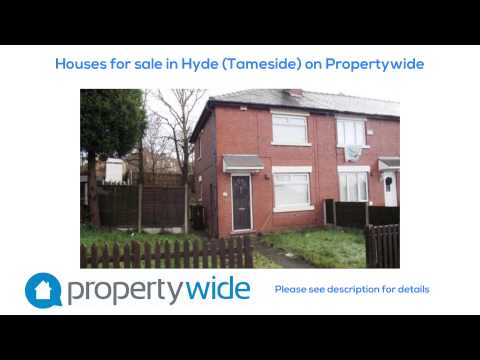 Houses for sale in Hyde (Tameside) on Propertywide