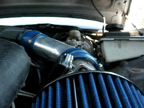 1995 Mercury Grand Marquis (air intake)