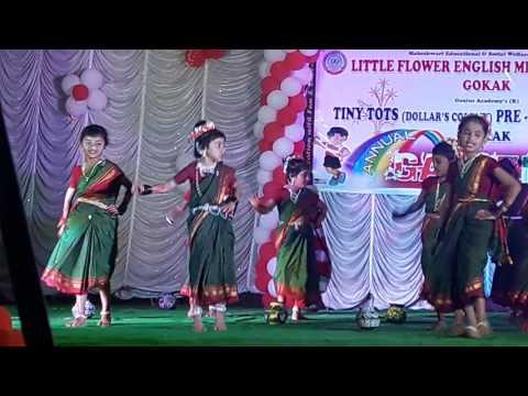 Channappa channagouda dance performance