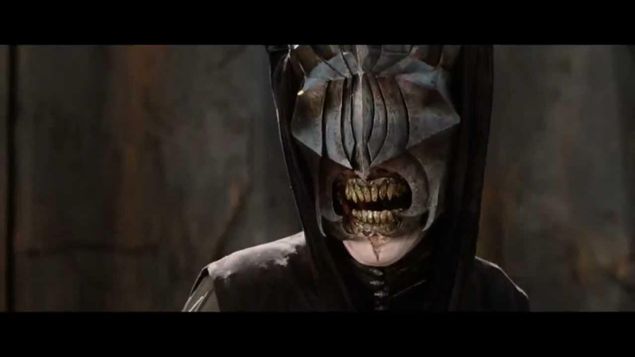 Lord Of The Rings Bad Teeth
