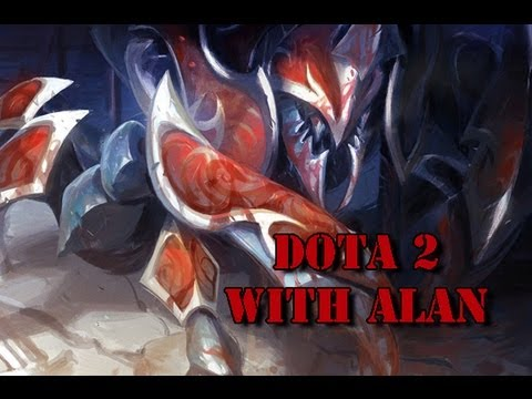 Alan Plays Nyx Assassin (Tips)