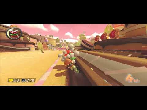 Ultrawide Gameplay - Mario Kart 8 (Cemu 1.11.3) #1