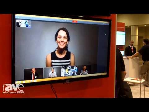 InfoComm 2015: Acano Demos Acano Scaler for Video Conferencing
