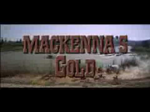 Mackennas Gold 1969 TRAILER