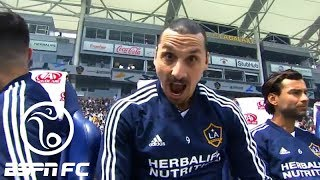Amazing goals, even better quotes: The best of Zlatan Ibrahimovic's first week in Los Angeles | ESPN