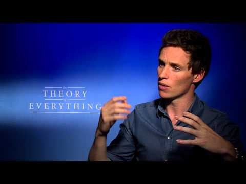 Eddie Redmayne Interview - The Theory of Everything