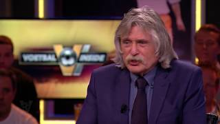 Johan Derksen over Zwarte Piet-discussie: ''In de provincie lachen we erom'' - VOETBAL INSIDE