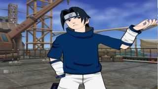 Naruto Clash Of Ninja 2 Intros & Victories (Dub)