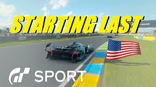 GT Sport Starting Last America Account Daily Race
