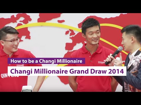 Changi Millionaire 2014 - Grand Draw Highlights