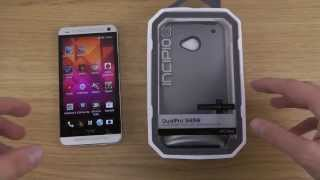 HTC One - Incipio DualPro SHINE Case Review
