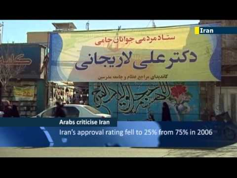 Arab world unimpressed by Iran: survey highlights negative Arabic attitudes towards Tehran