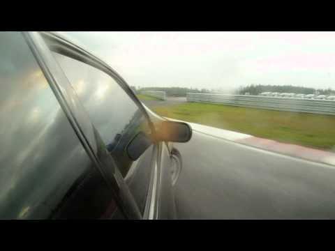 On-Board with Norwegian Drifter Kenneth Groth, REAL Engine Sounds!