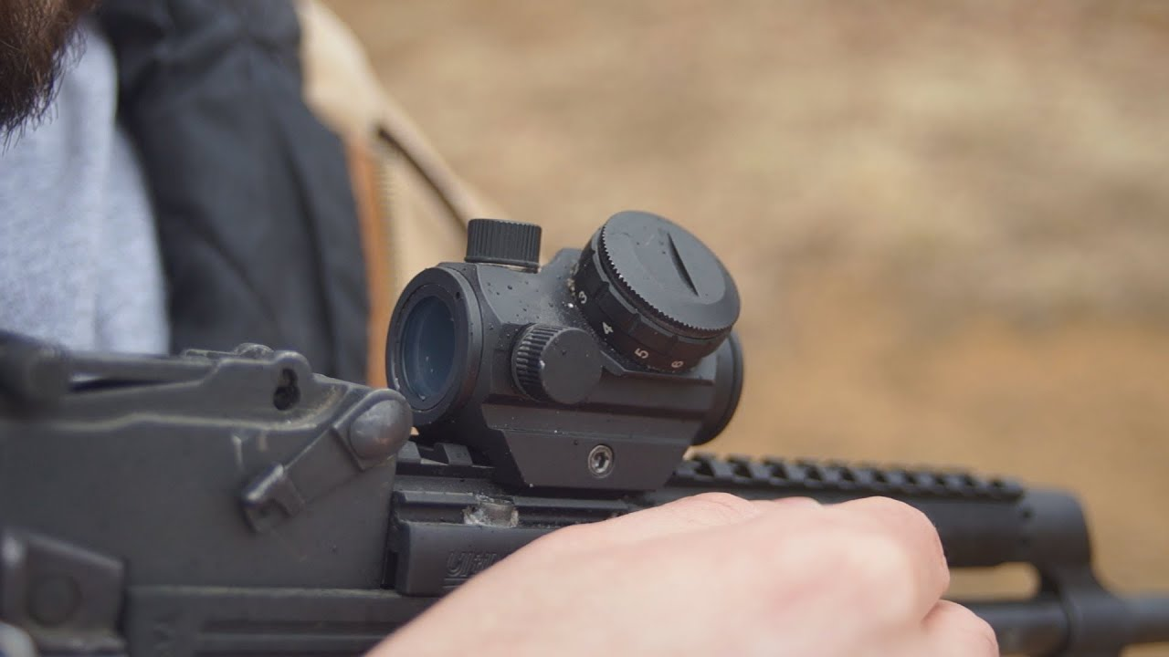 Bushnell Trs 25 Red Dot Sight