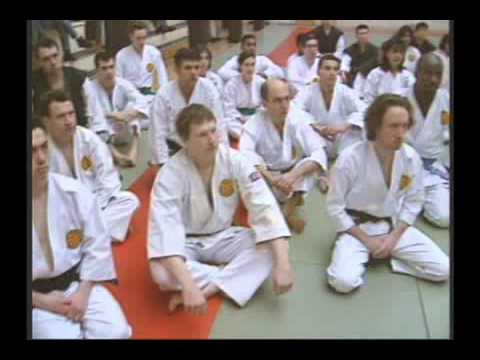 Shorinji Kempo Ultimate Self-defense (Part 2)