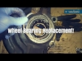 Here Is How To Replace A Nissan AltimaMaximaInfiniti Wheel Bearing