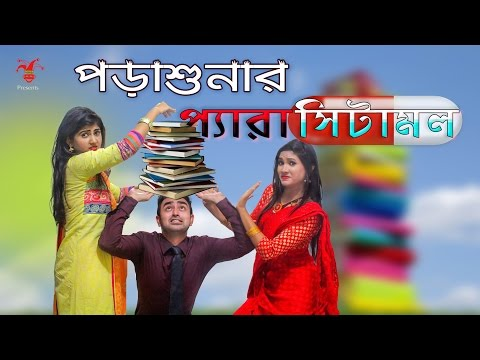 Bangla Funny Video | পড়াশুনার প্যারাসিটামল | Problems Of Education System | Prank King Entertainment