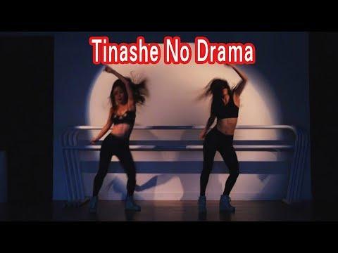 Tinashe - No Drama Teaser Waveya