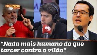 "Intercept divulga primeiro áudio da ""Vaza-Jato""; Coppolla parabeniza procurador"