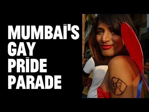 Mumbai's Gay Pride Parade