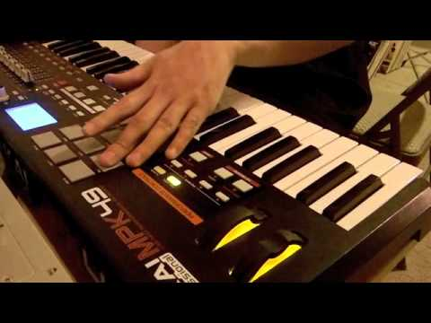 How to Sample with an MPK49