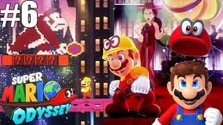 NINTENDO HACE MAGIA !!! - Super Mario Odyssey #6 | En Español por ZetaSSJ