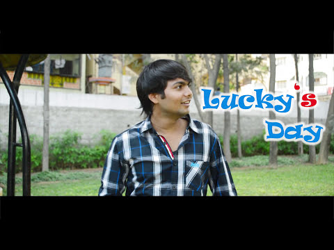 Lucky Day | Latest Telugu Short Film 2014 Presented By Small Filmz