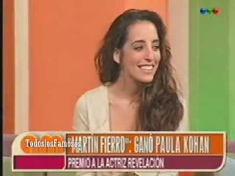 AM- Martin Fierro Gano,Paula Kohan-28.05.12