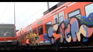 Share, GPC & Friends - 'TRAIN IN THE VEIN' (Short Movie)