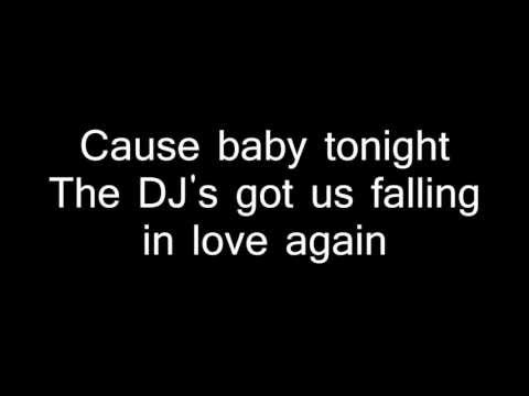 Dj Got Us Falling in Love Again Ft Pitbull Lyrics - Usher