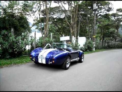 Shelby Cobra V8 302 - SP - Brasil - Parte II
