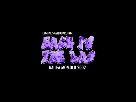 Digital Back In The Day Gailea Momolu 2002
