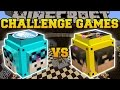 Minecraft: DANTDM VS SKYDOESMINECRAFT CHALLENGE GAMES - Lucky...