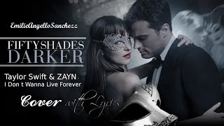 ZAYN & Taylor Swift - I Dont Wanna Live Forever (Fifty Shades Darker) [COVER  from Poland]