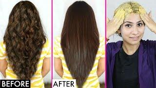Natural Straight Hair No Heat Anaysa