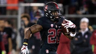 HIGHLIGHTS: Bryce Love Exits With Injury in Stanford