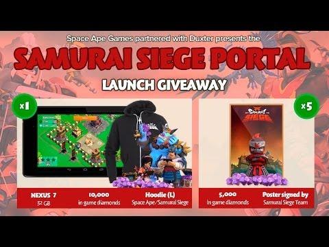 samurai siege hack apk