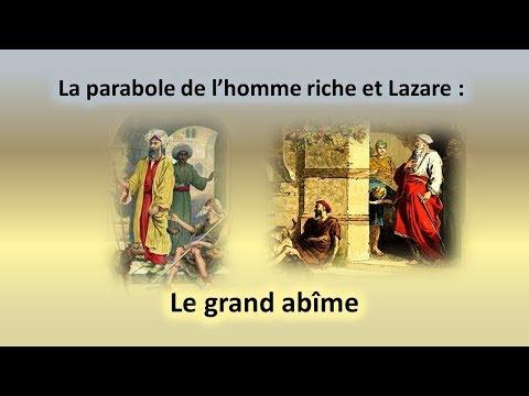 La Parabole de l'homme riche et Lazare