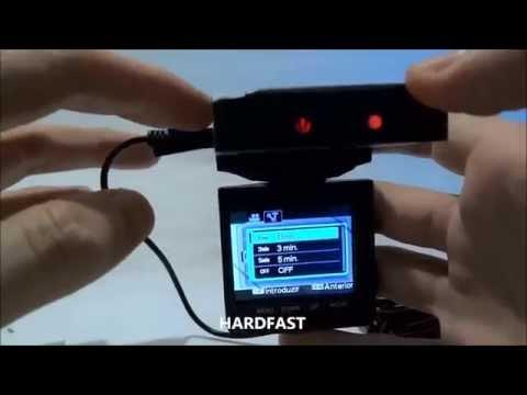 Tutorial - Câmera Filmadora Carro HD Veicular Visão noturna DVR Lcd 2.5 Mercadolivre hardfast