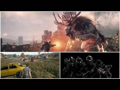 Вышел глобальный мод для Witcher 3 переделывающий боевую | Игровые новости