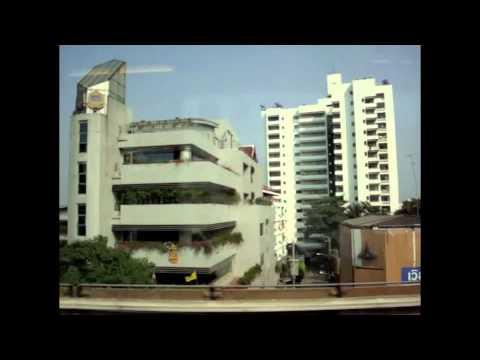 BTS Skytrain Bangkok: Sanam Pao – Ari (2008)