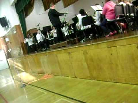 EBMS SPRING CONCERT - HAIL THE CONQUERING HERO
