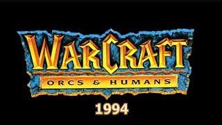 Retrospectiva - WarCraft 1: Orcs and Humans - Cómo comenzó el WoW