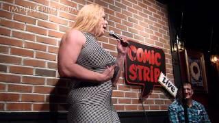 Nicole Bass Roasts The Elephant Boy at the Comic Strip