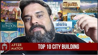 Top 10 City Building - After Match