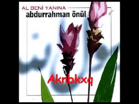 Abdurrahman Önül - Çok Pişmanım 2008 Yep Yeni ilahi müzik